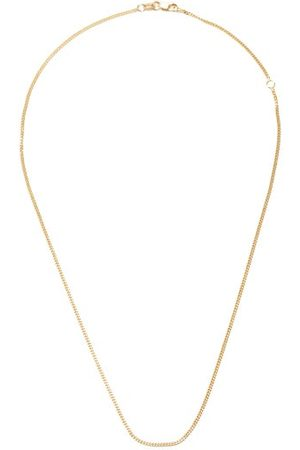 Jade Trau No. 40 18kt Curb-link Chain Necklace - Womens
