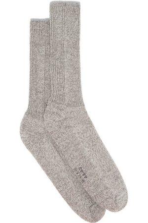 Falke Men Socks - Walkie Ergo Wool-blend Socks - Mens