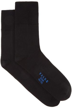 Falke Run Cotton-blend Running Socks - Mens
