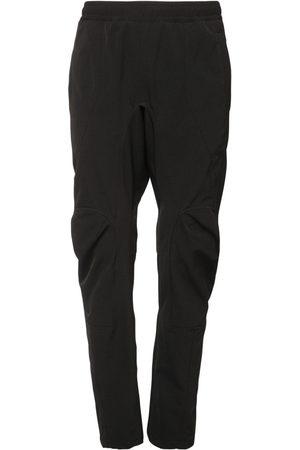 Bottega Veneta Matt Stretch Gabardine Pants