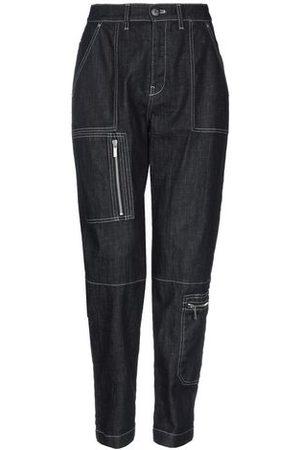 LORENA ANTONIAZZI DENIM - Denim trousers
