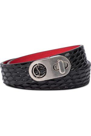 Christian Louboutin Elisa leather bracelet