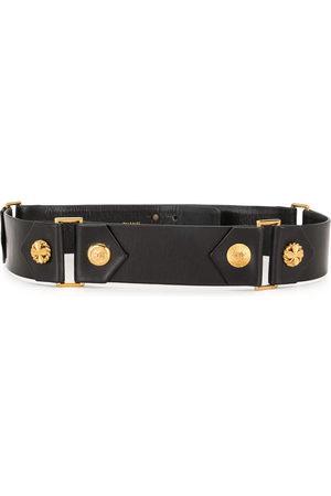 CHANEL CC stud belt