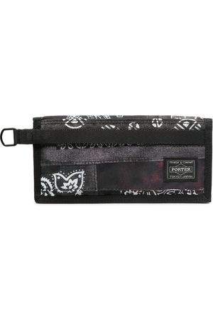 NEIGHBORHOOD Women Purses & Wallets - X Porter bandana long wallet