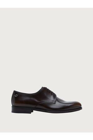 Salvatore Ferragamo Men Gancini derby shoe Size 6