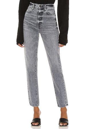 SLVRLAKE Women Slim - Beatnik High Rise Slim Jean in . Size 30.
