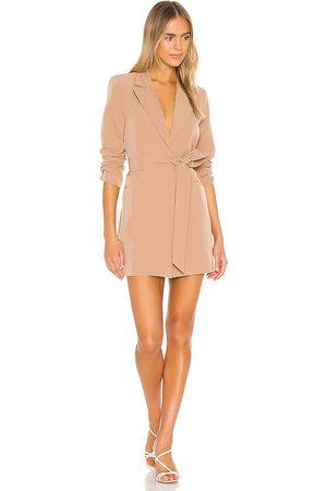 Camila Coelho Davide Blazer Dress in . Size M.