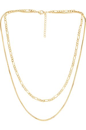 Luv AJ Cecilia Chain Necklace in .