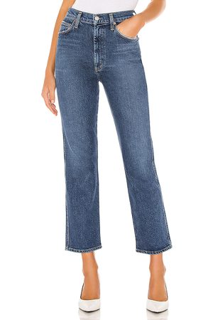 AGOLDE Pinch Waist High Rise Kick Flare in . Size 24, 25, 26, 27, 28, 29, 30, 31, 32.