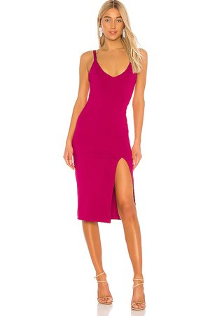 Lovers + Friends Lucie Midi Dress in . Size S, XS, M, XL.