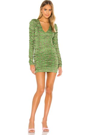 Camila Coelho Solana Mini Dress in . Size XXS, XS, S, M, XL.