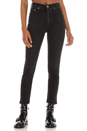 AGOLDE Nico High Rise Slim in . Size 24, 25, 26, 27, 28, 29, 30, 31, 32.
