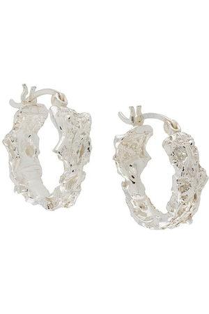 Lee Small Rebutia hoop earrings