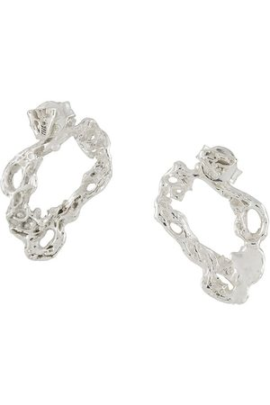 LOVENESS LEE Austro textured earrings