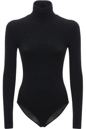 Wolford Colorado Cotton Blend Bodysuit