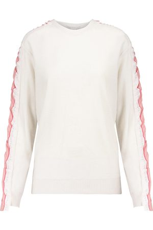 Stella McCartney Monogram virgin wool sweatshirt