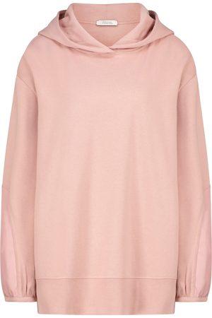 Dorothee Schumacher Casual Coolness cotton-blend hoodie