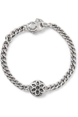 Good Art Hlywd Men Bracelets - Tea Cakes Sterling Bracelet