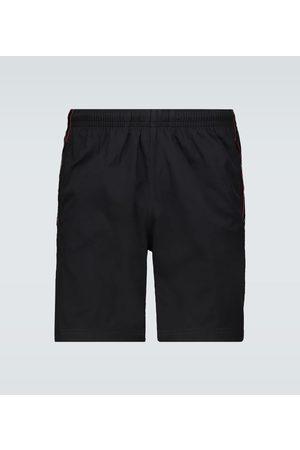Alexander McQueen Men Swim Shorts - Selvedge swim shorts
