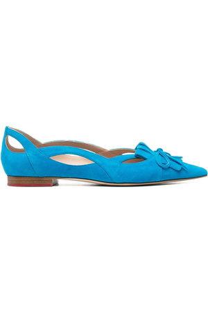 Scarosso X Paula Cademartori ballerina shoes