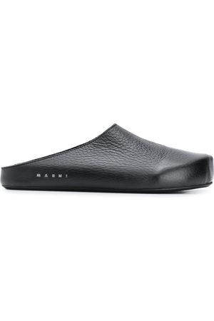 Marni Textured slippers