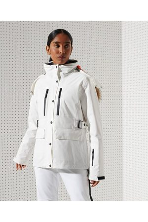 Superdry Sport Motion Steeze Waisted Jacket
