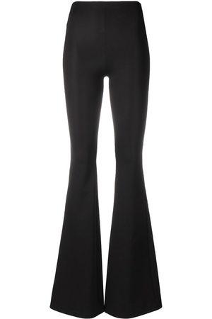 Alchemy Flared-leg trousers