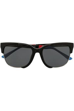 Orlebar Brown Square tinted sunglasses