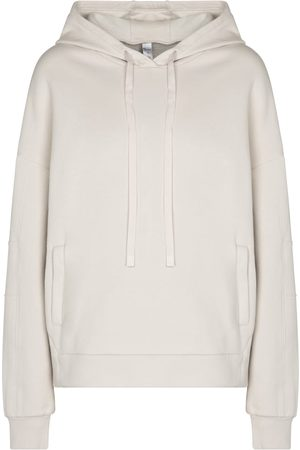 alo Interval cotton-blend hoodie