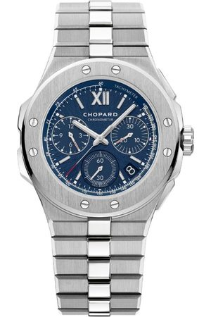 Chopard Stainless Steel Alpine Eagle Extra Large Automatic Watch 44mm