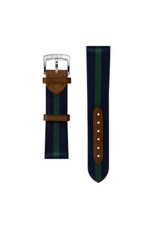 Polo Ralph Lauren Striped Silk Watch Strap