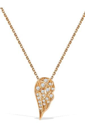 Pragnell 18kt rose gold brilliant cut diamond Tiara pendant