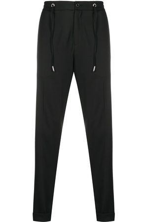 BILLIONAIRE Drawstring tailored trousers