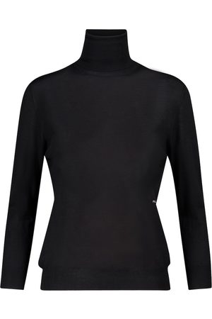 Prada Women Turtlenecks - Virgin wool turtleneck sweater