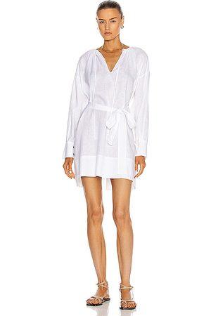 ASCENO The Santorini Dress in