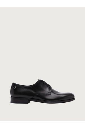 Salvatore Ferragamo Men Gancini derby shoe Size 5