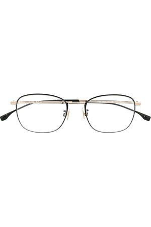 HUGO BOSS Rectangle-frame glasses