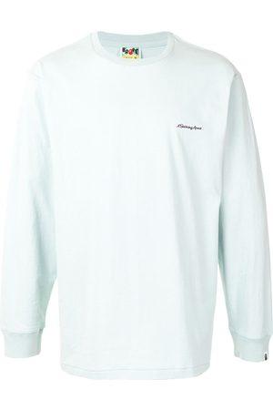 A BATHING APE® Logo patch cotton T-shirt
