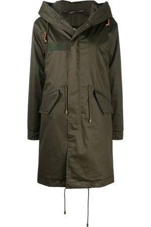 Mr & Mrs Italy Classic Jazzy Parka For Woman