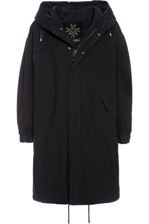Mr & Mrs Italy London Parka M51 For Woman