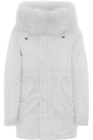 Mr & Mrs Italy Total New York Warm Parka Midi For Woman