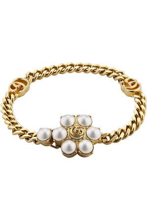 Gucci Pearl-embellished bracelet