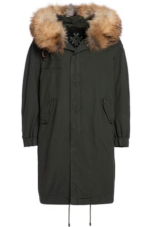 Mr & Mrs Italy Women Parkas - London Parka M51 For Woman With Fox Fur