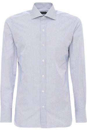 Tom Ford Striped Cotton Shirt