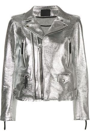 Giuseppe Zanotti Women Blazers - Berlyn biker jacket