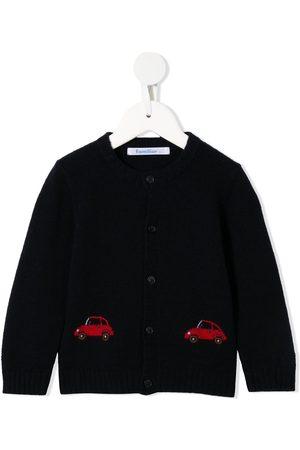 Familiar Wool knitted cardigan