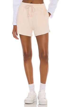 SNDYS Lounge Chill Fleece Shorts in . Size M, S, XS.