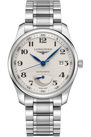 Longines Stainless Steel Master Collection Watch 40mm