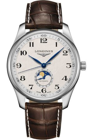 Longines Stainless Steel Master Collection Watch 42mm