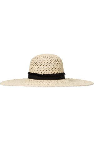 Le Mont St Michel Women Hats - Blanche straw hat